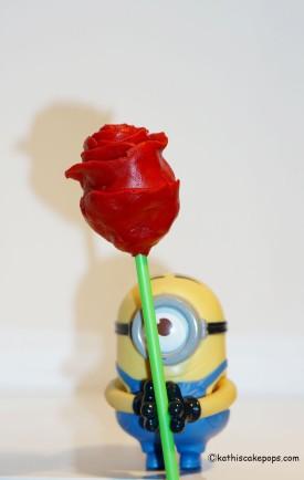 Rosen-Cake-Pop