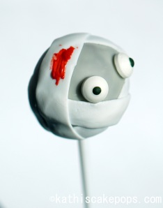 Patienten Cake-Pop