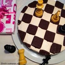 Schach-Torte