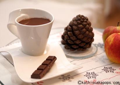 Kokos-Schokoladenpunsch