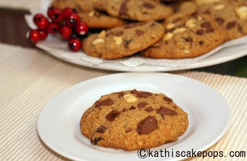 Weihnachtscookie