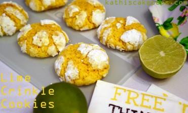 Linke Crinkle Cookies